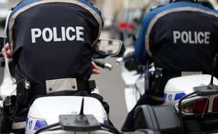 Le 26 février, à Lyon. Illustration de la police.  ELSNER FABRICE/SIPA/1503021649