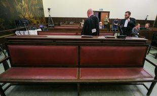 Le palais de Justice de Bruxelles, où Salah Abdeslam a été jugé en avril 2018.