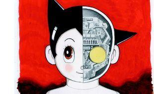 Le Festival d'Angoulême consacre une expo au Dieu du manga Osamu Tezuka, et sa création la plus connue Astro Boy