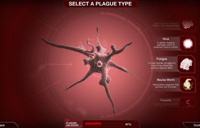 Un nouveau mode de jeu dans «Plague Inc.» pour lutter contre une pandémie plutôt que de la favoriser