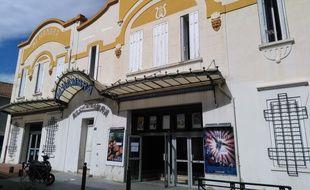 Le cinéma L'Alhambra à Marseille, salle préférée des Français en 2018.