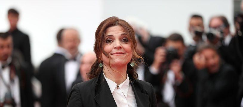 Agnès Jaoui en mai 2019.