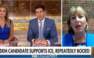 La sénatrice a délivré son message sur la chaîne d'information Fox News.