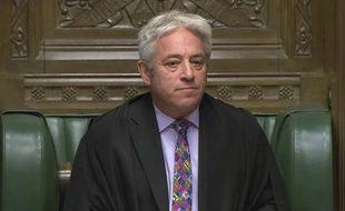 Le président de la Chambre des Communes, John Bercow.