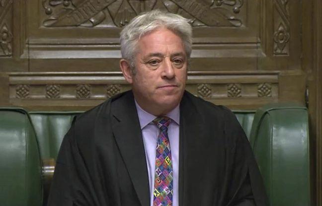 Brexit: Le président du Parlement britannique refuse un vote sur l'accord