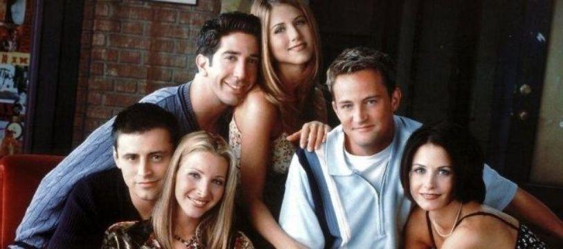 Les six stars de «Friends».