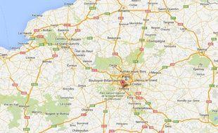 Massy, dans l'Essonne.