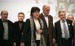 Martine Aubry a donné le coup d'envoi de la campagne pour les régionales à Tours.