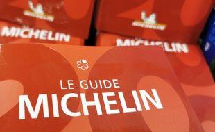 Le guide Michelin (illustration)