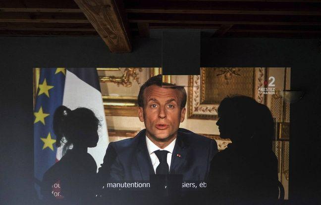 Coronavirus: Plus de 36millions de téléspectateurs devant Emmanuel Macron, un record absolu