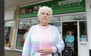 Jane Brooks, 75 ans.