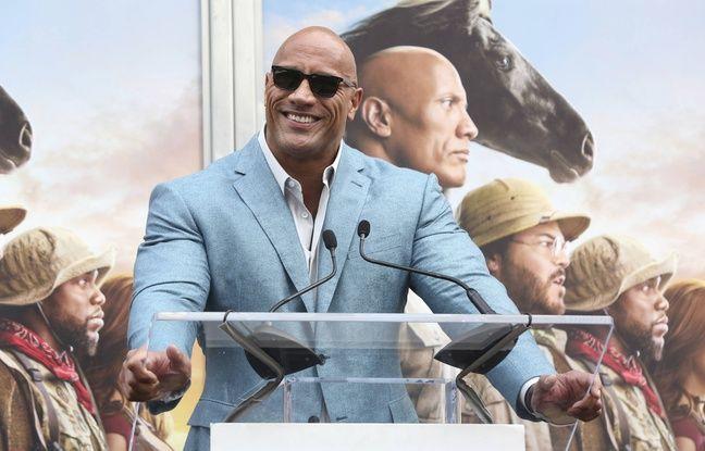 Forbes: Dwayne Johnson reste l'acteur le mieux payé au monde
