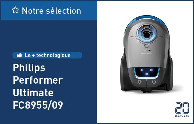 Philips Performer Ultimate FC8955/09 .