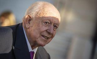 Jean-Claude Gaudin, maire de Marseille depuis 1995, ne se représentera pas lors des municipales de 2020.