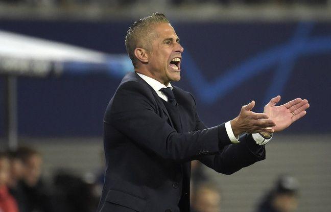 OL: Sylvinho écarté de son poste d'entraîneur