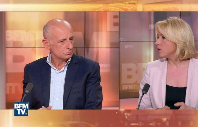 Florence Portelli a tenté de défendre François Fillon avec des arguments qui peinent à convaincre