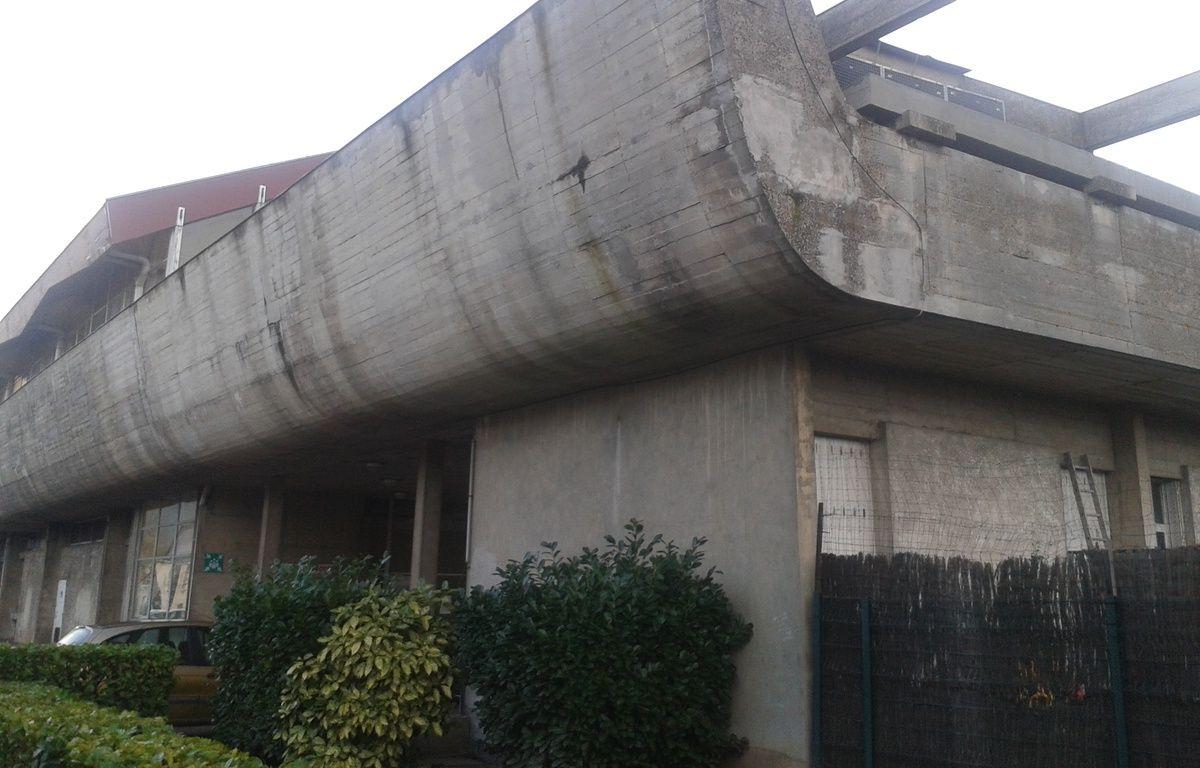 A Bordeaux, le 21 janvier 2014, la piscne Galin est fermÈe pour cause de travaux. – E.Provenzano / 20 Minutes