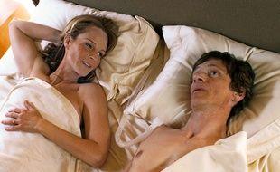 Photo du film «The Sessions» de Ben Lewin qui raconte l'histoire vraie d'un homme paralysé cherchant l'amour.