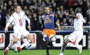 En grande forme contre Bordeaux (2-0), les Dogues sont retombés dans leurs travers du début de saison contre Montpellier, dimanche.