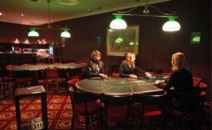 La salle de poker du casino de Gujan-Mestras jouit d'une «réputation nationale».