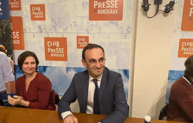 Municipales 2020 à Bordeaux: Le candidat LREM Thomas Cazenave va se lancer à plein temps dans la campagne