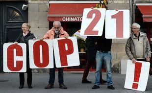 Une chaine humaine a rassemblé 1000 personnes le 28 novembre dernier à Nantes