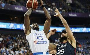 France-Grèce Basket