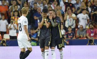Cristiano Ronaldo ne supporte pas l'injustice