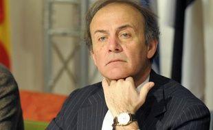 Andrea Ronchi, le ministre italien des Affaires européennes, le 14 janvier 2010 à Ségovie, en Espagne.