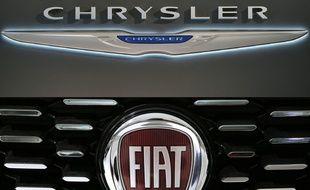 (Illustration) Avec cette fusion, le futur groupe Fiat-Chrysler-PSA deviendra le quatrième géant automobile mondial.