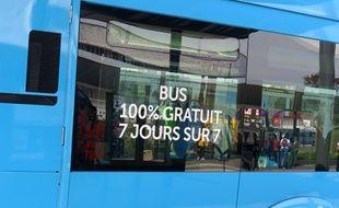 Calais emboîte le pas de Dunkerque et vote la gratuité des bus (illustration).