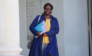 La porte-parole du gouvernement Sibeth Ndiaye.