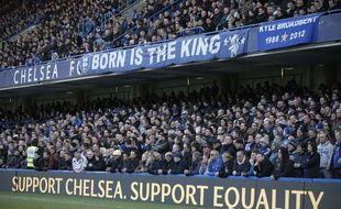 Les supporters de Chelsea avaient déjà débordé en Ligue des champions face à Paris.