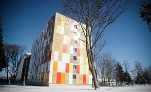 L'homme est domicilié dans un des résidences universitaires du campus de Rangueil