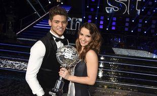 Rayane Bensetti et Denitsa Ikonomova, les gagnants de la 5e saison de «Danse avec les stars»
