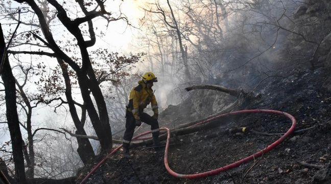 Les feux de broussailles se multiplient dans les Alpes-Maritimes
