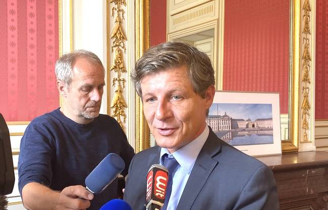 Municipales 2020 à Bordeaux: Le maire Nicolas Florian lance officiellement sa campagne vendredi