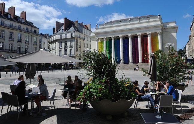 Nantes: Le site Atlantico reçoit un message menaçant une chanteuse, le Raid sécurise le théâtre