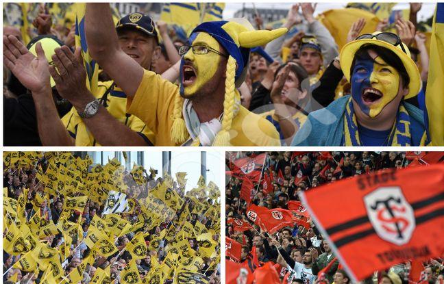 Top14: «La Yellow Army, c'est vraiment quelque chose!»... Qui a le meilleur public entre Toulouse, Clermont et La Rochelle?