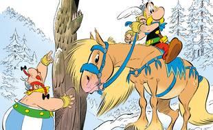 « Astérix et le Griffon » est la 39e aventure du Gaulois et la dernière qu'a pu voir naître Albert Uderzo avant sa mort