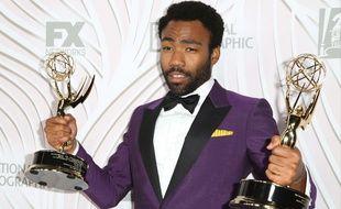 Donald Glover est le premier réalisateur noir récompensé aux Emmy Awards pour sa série «Atlanta» (meilleur acteur et réalisateur)