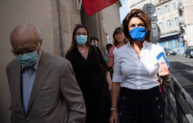 Municipales 2020 à Marseille: Martine Vassal va-t-elle se faire doubler sur sa droite?