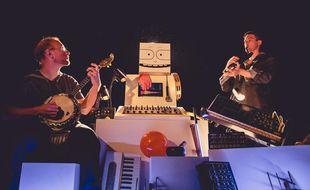 """Le spectacle """"Rick Le Cube III"""" sera joué les 8 et 9 octobre à l'Antipode à Rennes dans le cadre du festival Maintenant."""