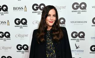 L'actrice Liv Tyler