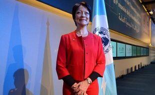 Une Française, Mireille Ballestrazzi, a été élue jeudi à Rome présidente d'Interpol, devenant ainsi la première femme à présider cette organisation internationale de coopération policière, a annoncé l'organisation réunie en sommet depuis lundi dans la capitale italienne.