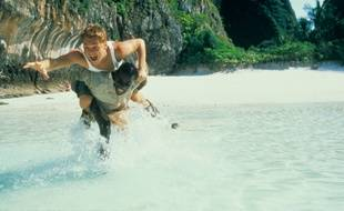 Leonardo DiCaprio dans «La Plage» (2000).