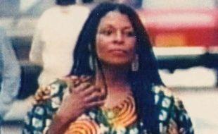 Photo non datée de Joanne Chesimard, une Américaine figurant sur la liste des 25 terroristes les plus recherchés par le FBI.