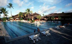 Le Club Med à Bali, en Indonésie.