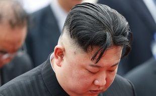 Le leader nord coréen, Kim Jong-un.