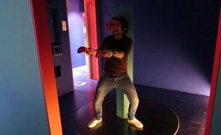 Dans le nouveau parc de jeu Illucity, les visiteurs sont plongés dans la réalité virtuelle